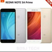 ORIGINAL XIAOMI NOTE 5A PRIME - GOLD & GREY - RAM 3GB/32GB 4G LTE -