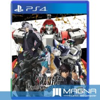 PS4 Game - Full Metal Panic! Fight! Who Dares Wins