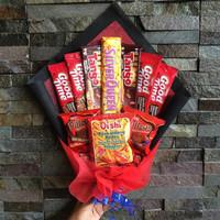 bouquet snack | buket wisuda | buket snack | bouquet wisuda