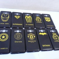 CASE HENNY LOGO BLACK REDMI NOTE 5A