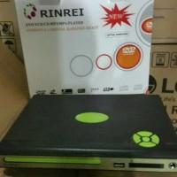 DVD / VCD / CD / MP3 / MP4 PLAYER / USB /DIGITAL KRAOKE - TINREI DRN