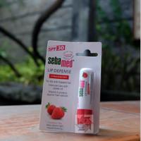Sebamed Lip Defense SPF 30 Strawberry