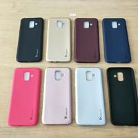 Case Samsung A6 Plus 2018 Soft Case Silikon Violet Samsung A6+ 2018