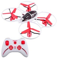 Pesawat Remote Control Syma X3 4 Channel RC Gyro Helicopter Quadcopter