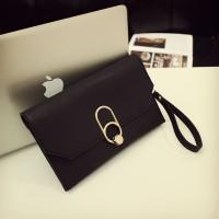 Tas Korea Kulit Wanita Tas Genggam Wanita Clutch Bag
