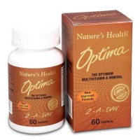 Natures Health Optima Multivitamin 60 tablet