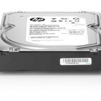 HARDDISK HP 801882-B21 HP 1-TB 6G 7.2K NHP SATA HDD - Hitam