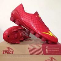 Sepatu Bola Specs Accelerator Exocet FG Dark Red 100764 Original BNIB