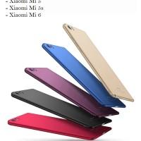 MSVII Luxury Thin Case For Xiaomi - Mi 6, Mi 5, Mi 5s, Mi 5s+ ORIGINAL
