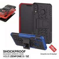 Armor Case Asus Zenfone 5 ZE620KL 5z ZS620KL Hybrid Hard & Soft Casing