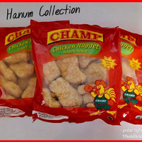Nugget Cham isi 250 gram