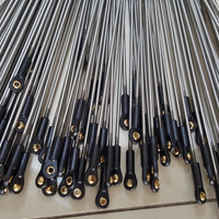 Pushrod 3mm with ball joint