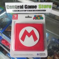 Switch HORI Premium Game Card Case (Super Mario)