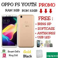 OPPO F5 Youth 3/32GB GARANSI RESMI OPPO INDONESIA