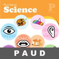 Five Sense Science Buku Aktivitas Anak PAUD Mewarnai Gambar Menggambar