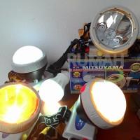 New Senter Kepala Mitsuyama 5 IN 1 Cree LED 10w 3 Lensa Terlengkap