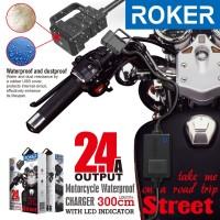 Charger Roker Street 2.4A