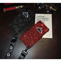 Casing iphone case iphone 5 5S SE 6 6S 7 7PLUS 8 8PLUS X import unik