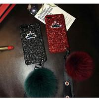 Casing iphone case import unik Iphone 5 5S SE 6 6S 7 7PLUS 8 8PLUS X