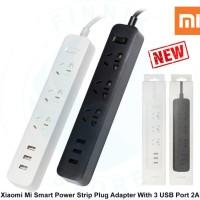 Xiaomi Mi Smart Power Strip Plug Adapter 3 Socket Power &3 USB Port 2A
