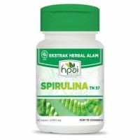 SPIRULINA - Produk HPAI HNI untuk Kesehatan Ginjal dan Jantung