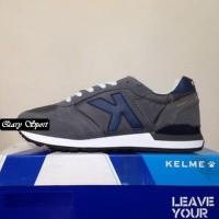 Harga Termurah Sepatu Running/Lari Kelme Charles Dark Grey 46818-702 O