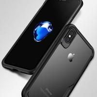 Ipaky iPhone X iPhoneX - Clear Acrylic Armor Slim Case