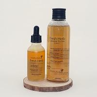 NATURAL PACIFIC Fresh Herb Calendula Tincture Toner 200ml