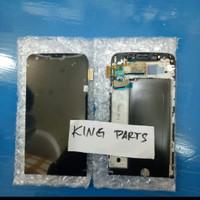 Lcd touchscreen LG G5 h850 frame ori new