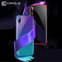 CAFELE Luxury Fashion Case - Huawei P20 Pro ORIGINAL - Merah Muda