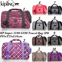 Gym travel bag kipling 314 /tas travel / tas olahraga