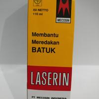 Laserin Sirup 110ml - obat batuk