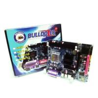 motherboard G31 ddr2 LGA 775 buldozer garansi 1 THN