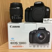 Camera/Kamera DSRL Canon EOS 1300D Kit EF-S 18-55mm f/3.5-5.6 IS II