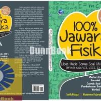 Buku 100 persen Jawara Fisika Soal UN Fisika SMP MTs Kelas 7-