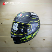 Agv Pista GPR Rossi 46 Project