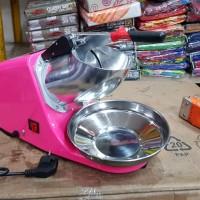 Mesin Es Serut - Gilingan ES - Ice Crusher Chefer Double Blade