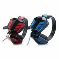 Rexus F22 e-Sport Gaming Headset F-22 RED - REX-F22-RD