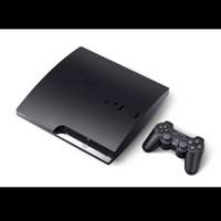 PS 3 Slim 500 Gb Jail break