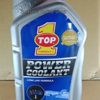 Air radiator coolant/pendingin radiator 1liter(Top 1 power coolant)