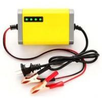 Alat Cas Aki/Accu/Charger Aki Motor Mobil 12V 2A with LED Indicator