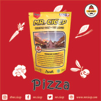 Keripik Pisang Mr Cicep Oleh-oleh Khas Aceh Rasa Pizza