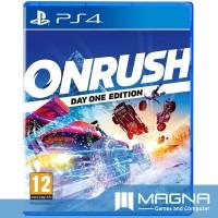 PS4 Game - Onrush