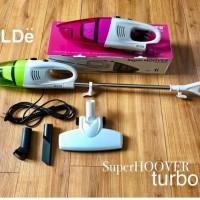 Vacuum Cleaner Super Hoover Turbo Original BOLDe Original Vacum Murah