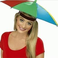 Kado Ulang Tahun / Kado Unik Pacar / Topi Payung / Topi Mancing