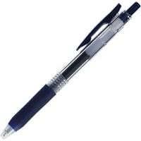 Zebra Sarasa Clip JAPAN 0.5 Gel Ink Rollerball / Pulpen Gel Blue Black - 0.5