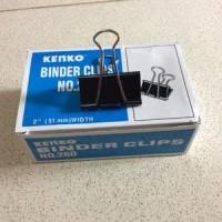 Binder Clip No.260 KENKO ( isi 12pcs /Pack )