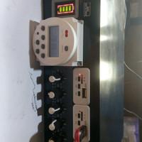 Amplifier . Sistem RBW..