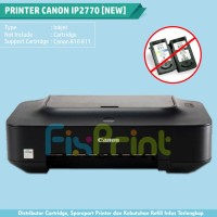 Printer Canon iP2770 (NEW) Tanpa Cartridge
