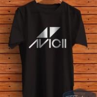 T981 Kaos Tshirt Baju Combed 30S Distro Avicii EDM DJ Jersey Futsal
